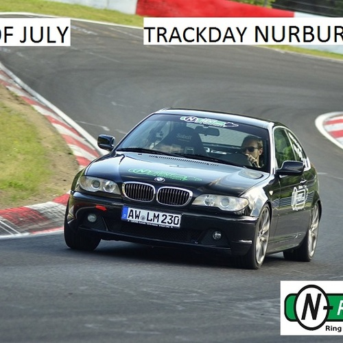 trackday 17th july