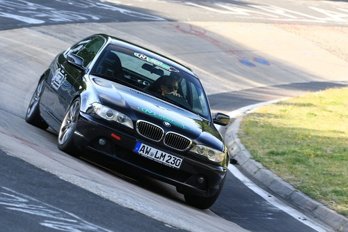 Bmw 330 Nurburgring