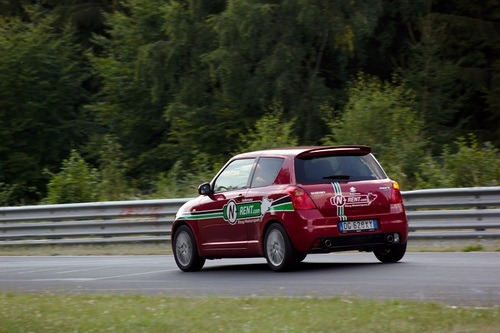 Suzuki Swift Sport Nurburgring