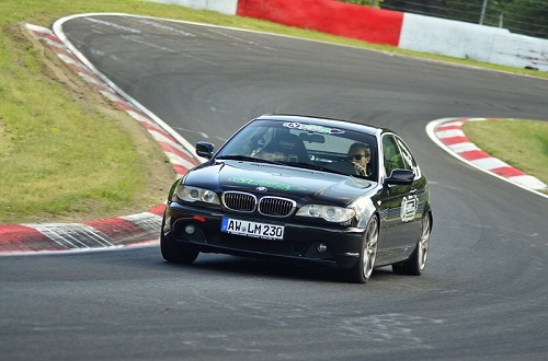 Bmw Nürburgring
