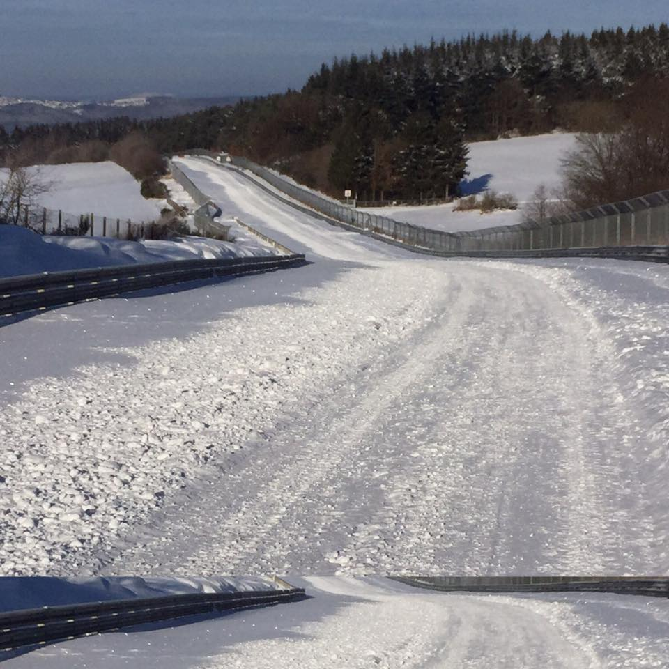 Nurburgring winter